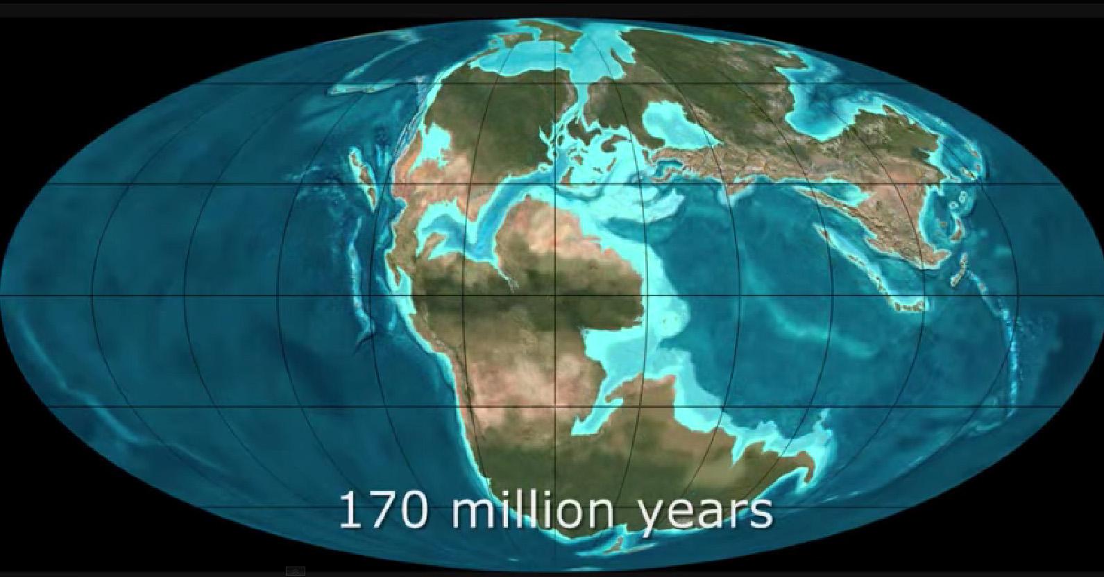 de 7 kontinental plader