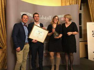 Falstaff Newcomer des Jahres 2018