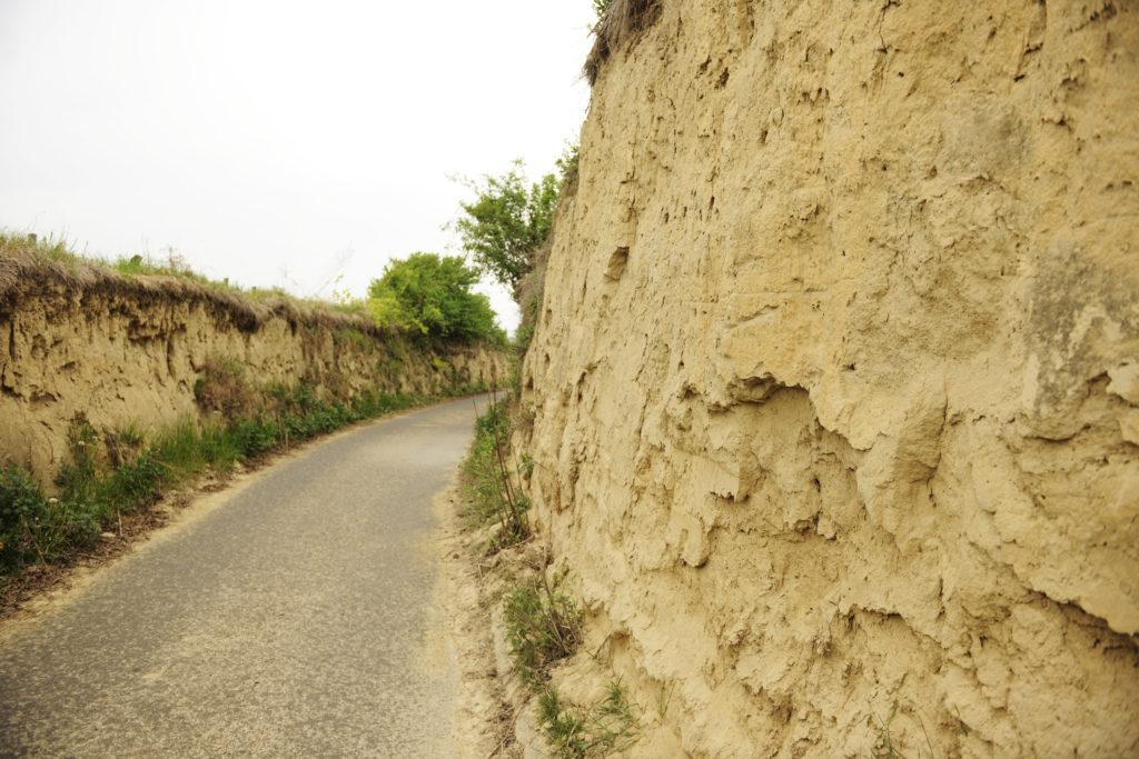 löss en jordbundstype der ligger mellem sand og ler