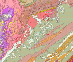 mineralitet. Et bevis? Det røde skifer-bånd langs Mosel giver en bestemt type vin.