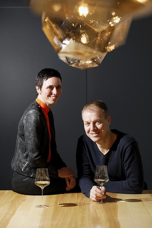 Diana og Christian Steitz