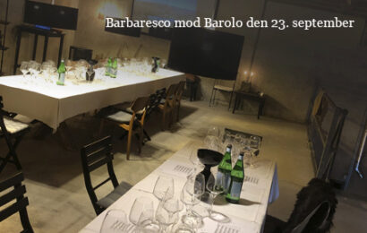 Smagning: Barbaresco contra Barolo